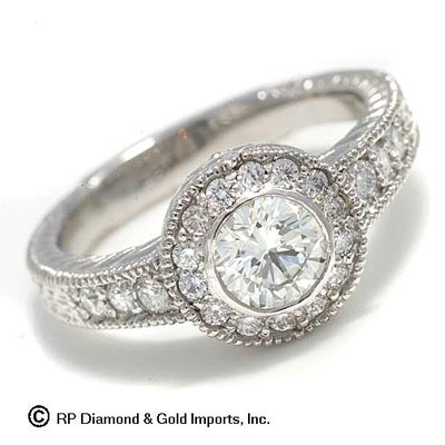 elegant wedding engagement rings - Elegant Wedding Rings